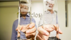 DisclosureNet Best in Biz Awards 2012 winners