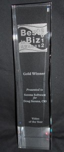 Serena Best in Biz Awards 2012 winners